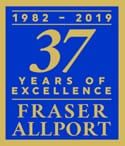 Fraser Allport 37 Years of Excellence